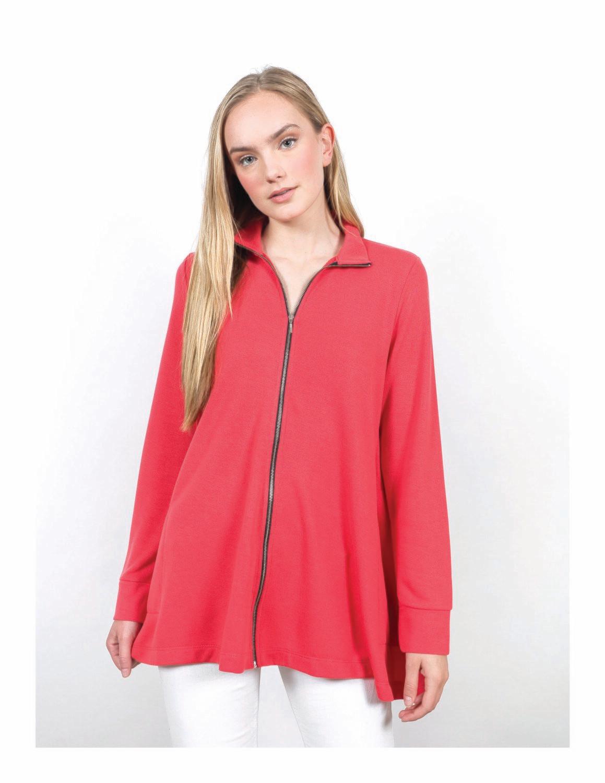 Gloria Coral Jacket