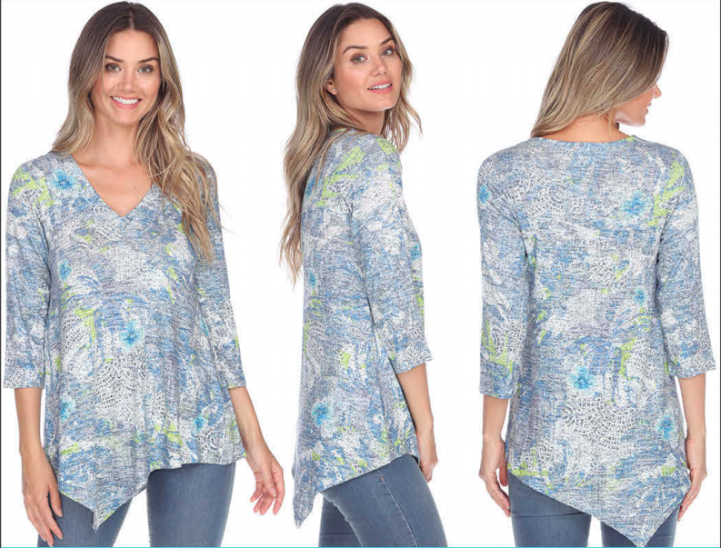 T701PS Long Sleeve Top