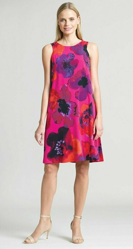 DR522P14 Poppy Dress