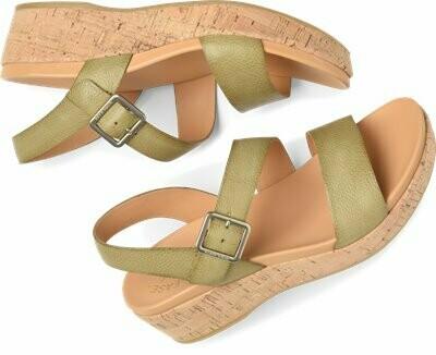 Minihan Light Green Sandal