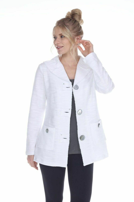 Scenic White Jacket