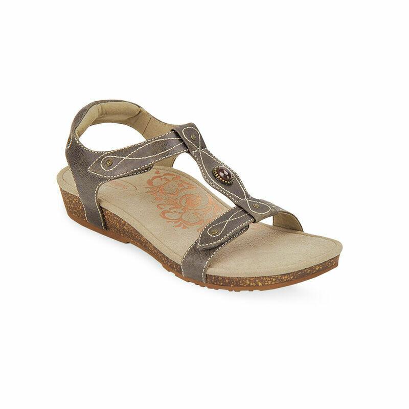 Lori Stone Adjustable Sandal