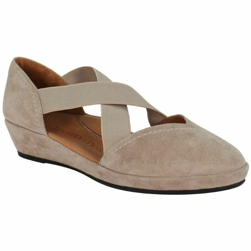 Bane Taupe Suede