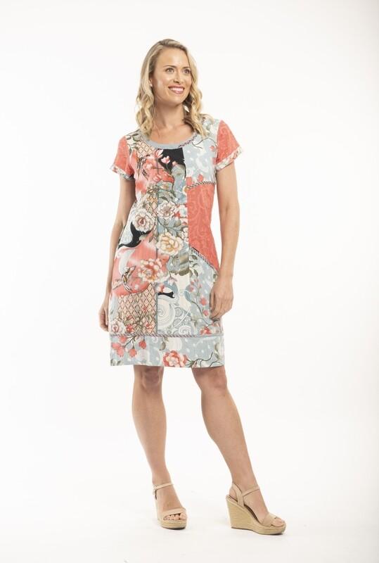 21282 Dress by OA