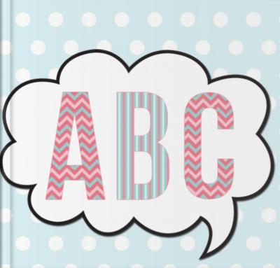 Booky Wooky Board Books 'ABC'