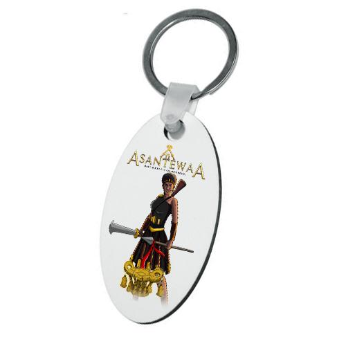 Asantewaa Key Ring