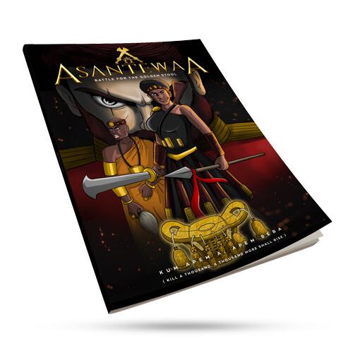 Asantewaa Comic Book - Hardcopy