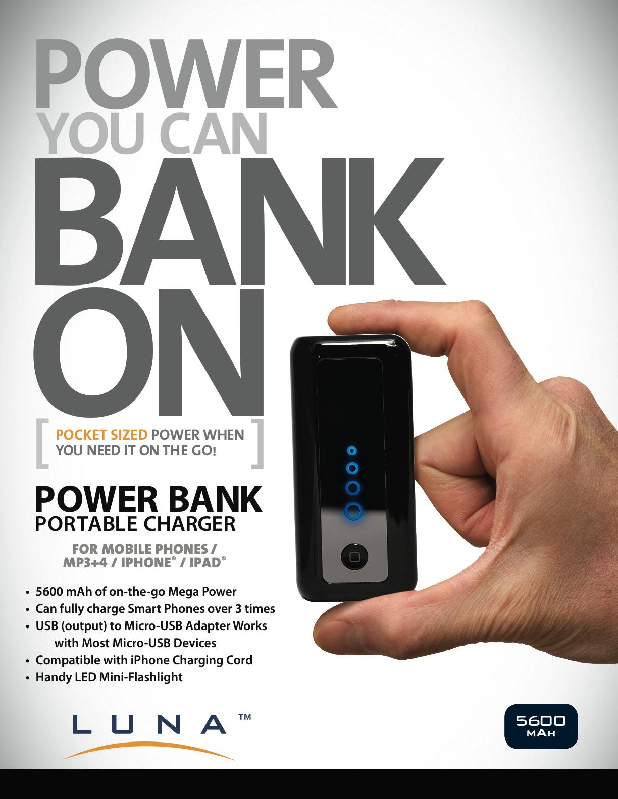 The PowerPro™ 5600