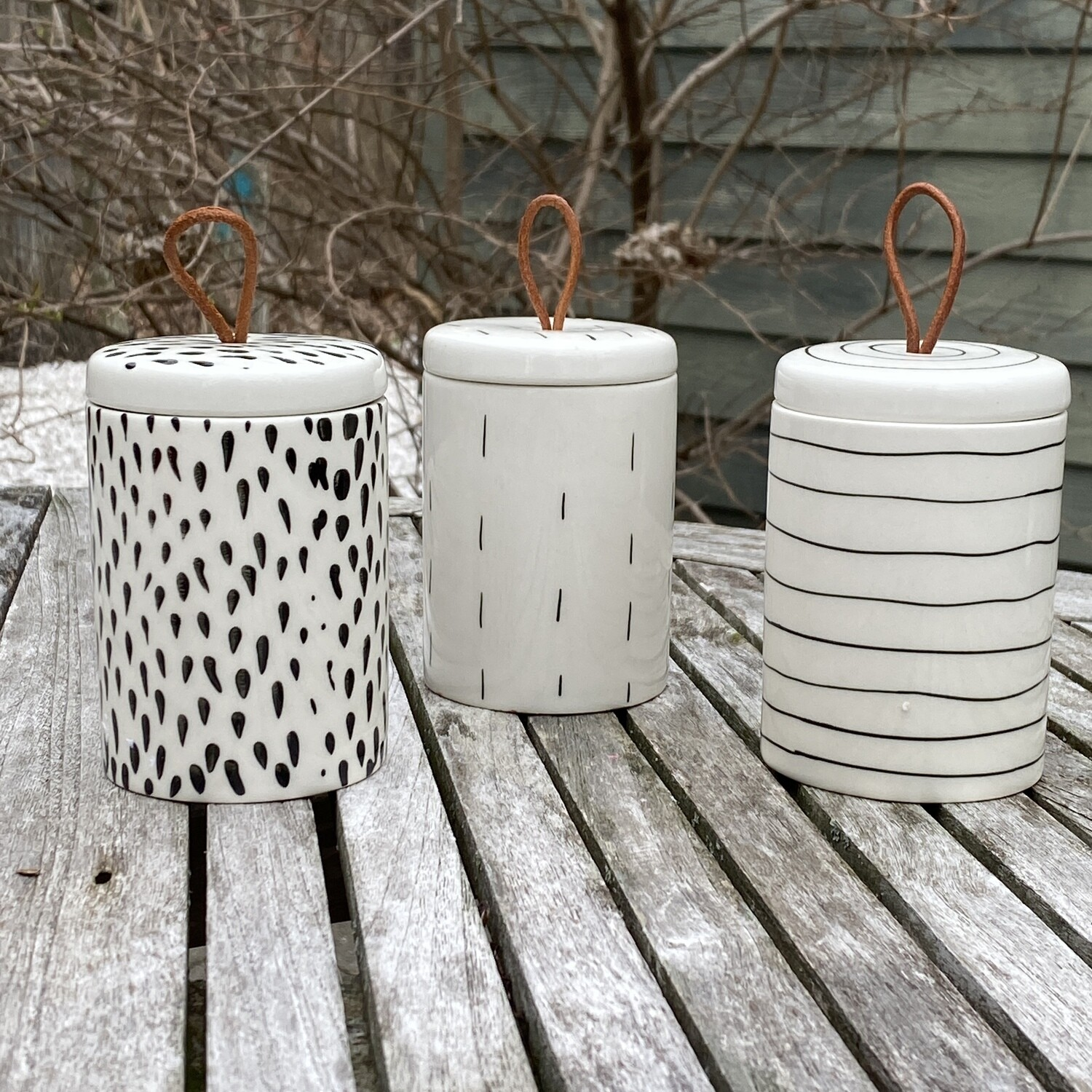 Coconut Candle Canister- 3 Fragrances