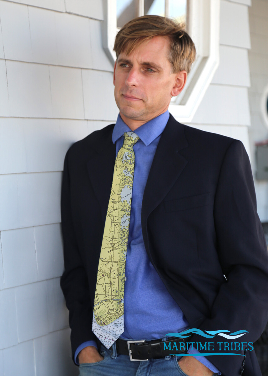 Custom Cape May Tie
