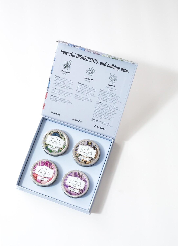 Shea Brand Gift Box