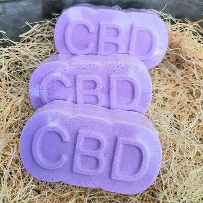 Bath Bomb CBD - Lavender 70 mg