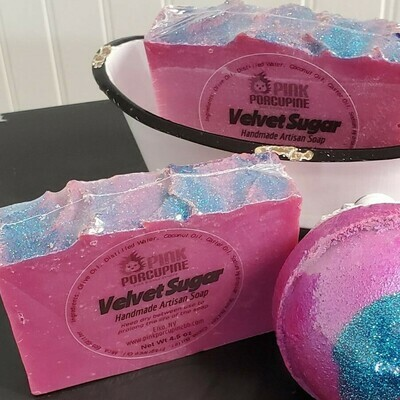 Soap - Velvet Sugar