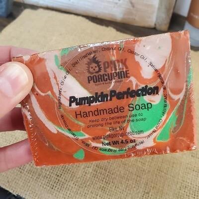 Soap - Pumpkin Spice