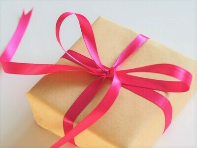 Gift Card (choose $15 - $100)