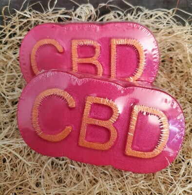 Bath Bomb CBD - Love Potion 70 mg