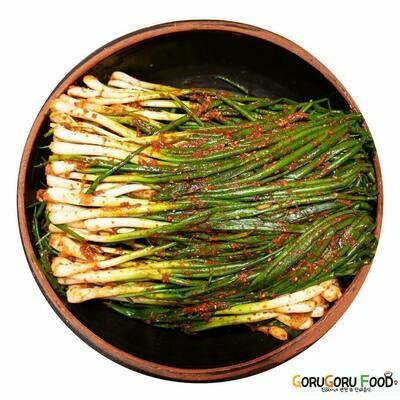 홈메이드 파 김치 (2L) Home Made Green Onion Kimchi