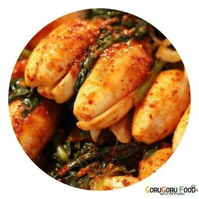 홈메이드 총각 김치(2L) Home Made Young Radish Kimchi