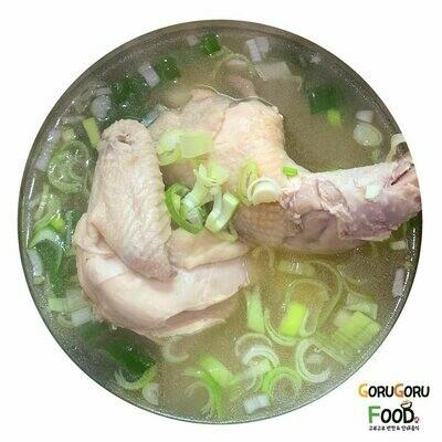 삼계탕 Chicken Soup