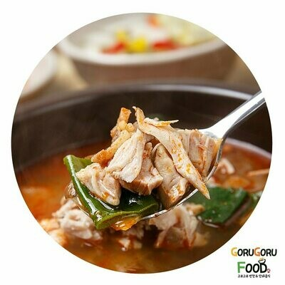 닭개장 Spicy Chicken Soup