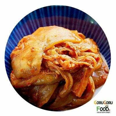 묵은지 볶은김치 Stir-Fried Kimchi