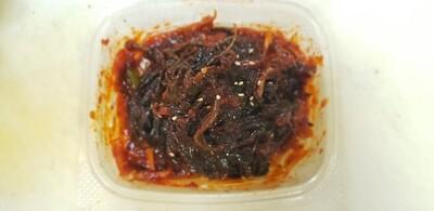 고들빼기 Korean Lettuce Kimchi