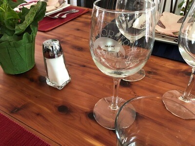 Signature Wine Glass