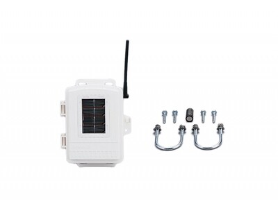 SENSOR & ANEMOMETER TRANSMITTER KIT SOLAR-POWERED