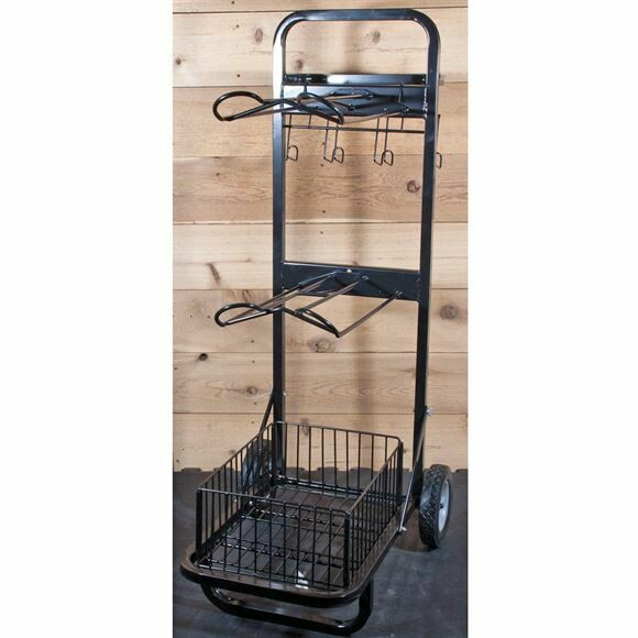 08174 Easy-Up® Saddle and Tack Cart
