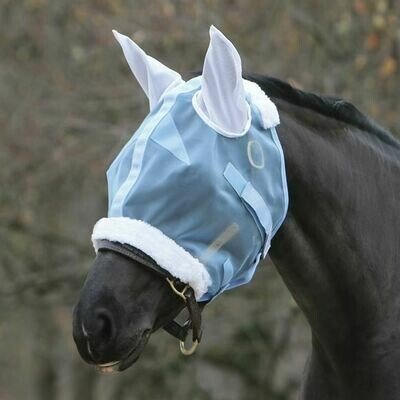 17285 Mosquito Mesh Fly Mask w/ears