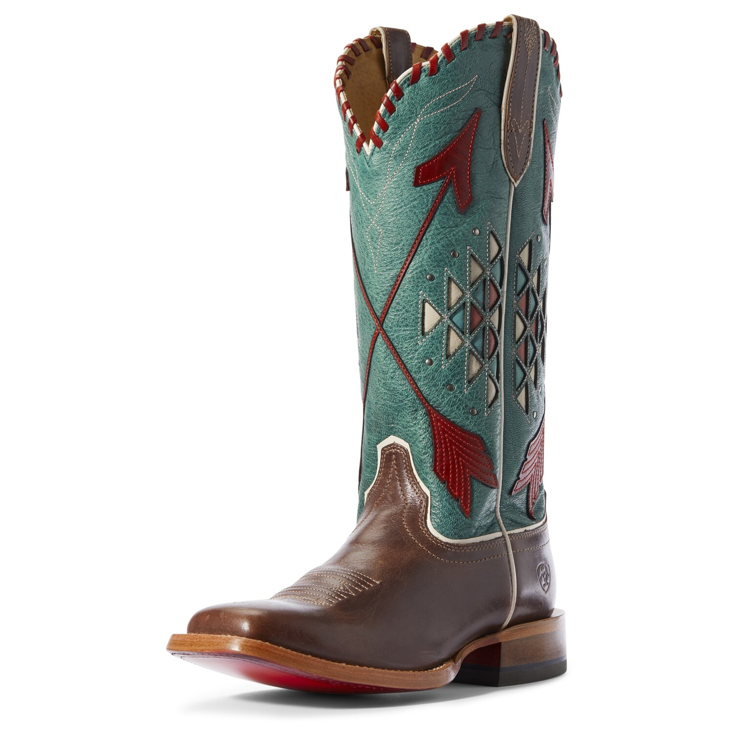 10031614 Ariat Arroyo Rustic Brown - ONLINE ONLY