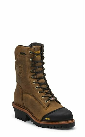 25388 Chippewa GRIMSTAD GOLDEN INS WATERPROOF COMP TOE - ONLINE ONLY
