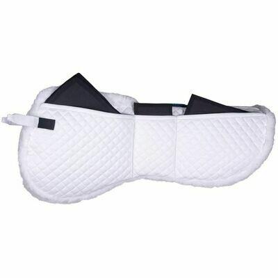 40384 Verashim Fleece Lined 6 Pocket Shim Half Pad
