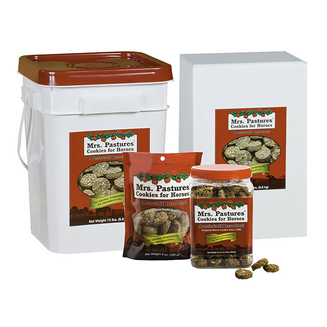 12388  Mrs. Pastures Cookies - Natural Horse Tr