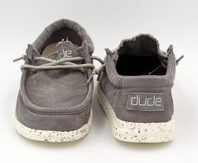 111523008 Wally L Washed  Dark Grey