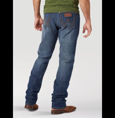WLT88BZ  MEN'S WRANGLER RETRO® SLIM FIT STRAIGHT LEG JEAN