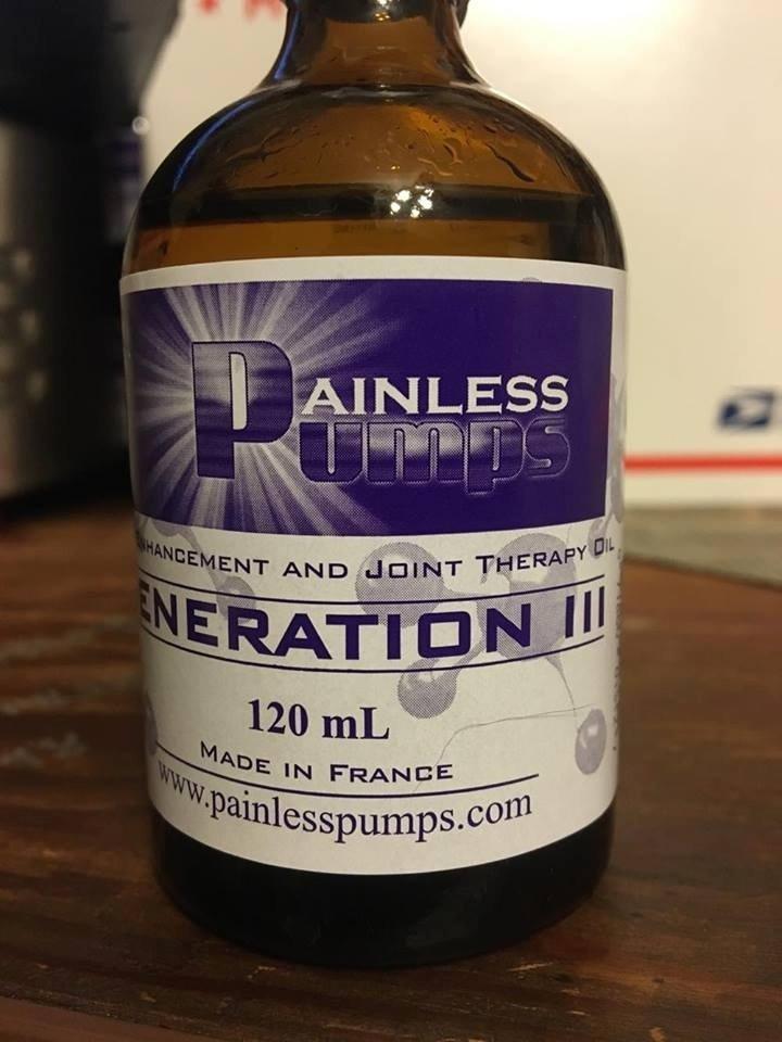 Painless Pumps Gen III