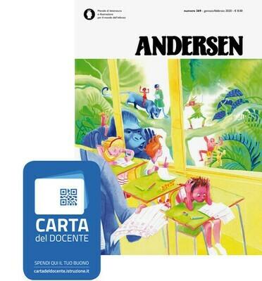 Abbonamento Rivista Andersen per l'ITALIA