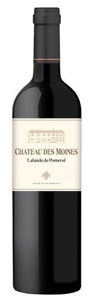 Château des Moines Lalande Pomerol 2016