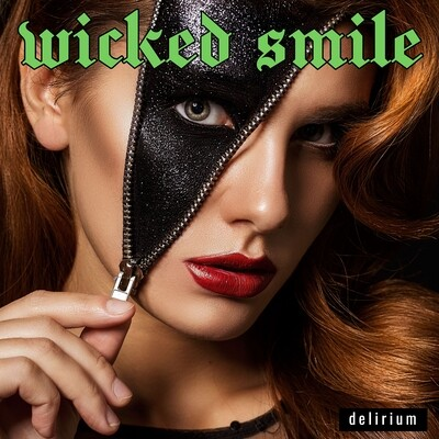 Wicked Smile debut ep/cd (signed) Free Shipping