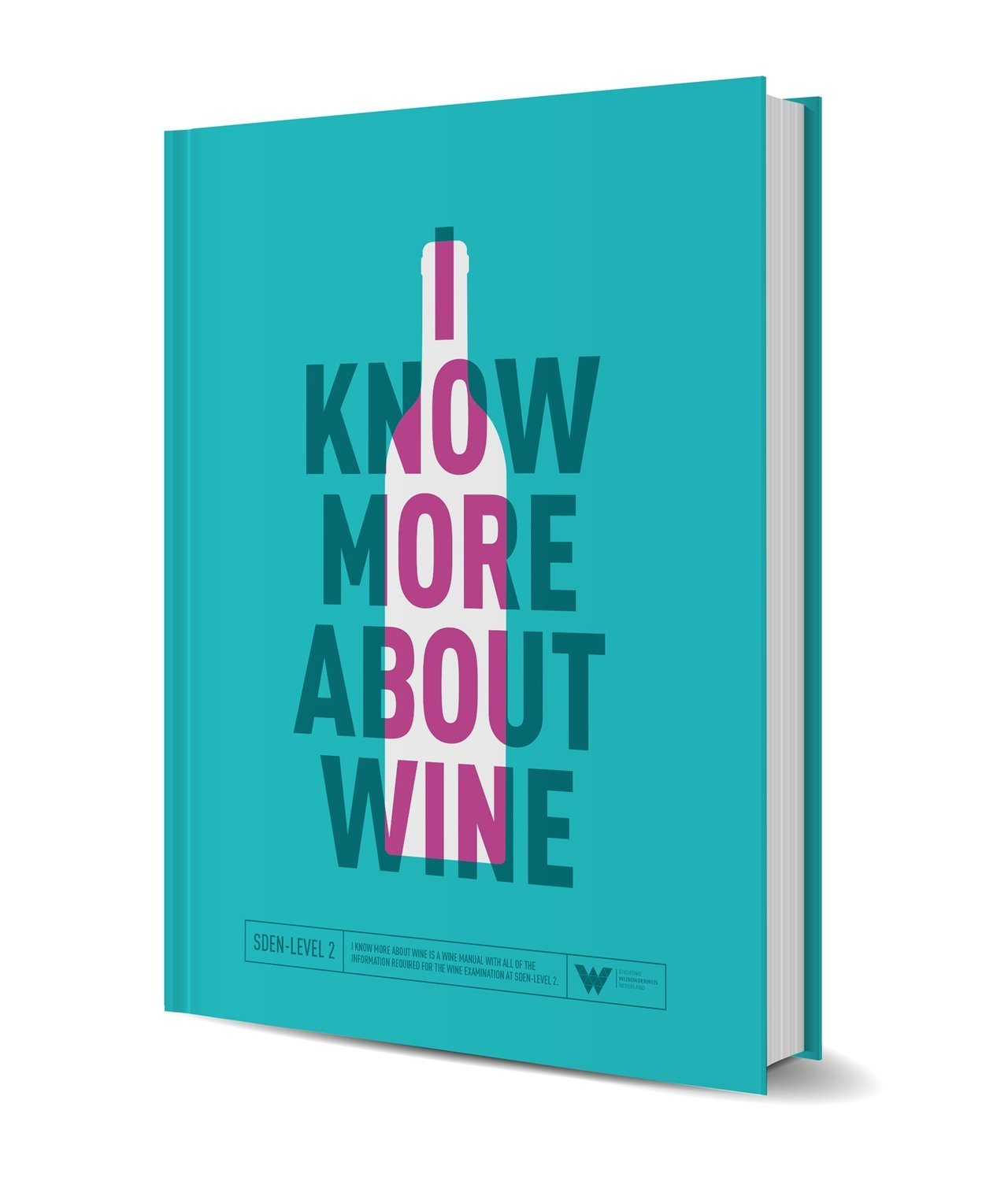 English Book: I know more about wine