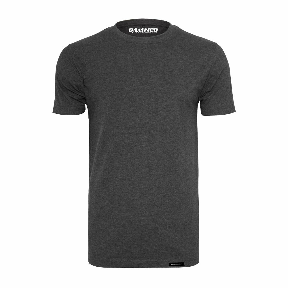 DS Smooth T Charcoal