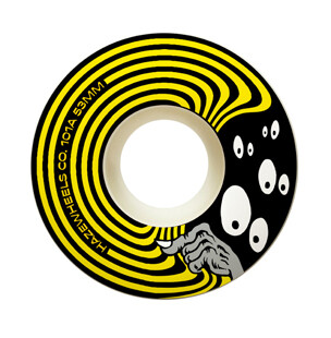 HAZE WHEELS Sneak 53MM 101A Set