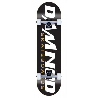 DS BLACK LOGO Deck MID Concave COMPLETE