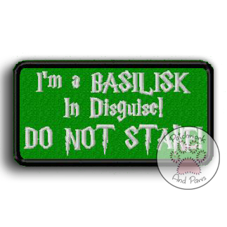 I'm A Basilisk In Disguise