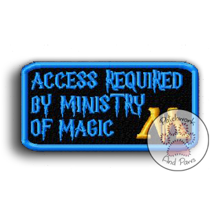 Access Required Ministry Of Magic