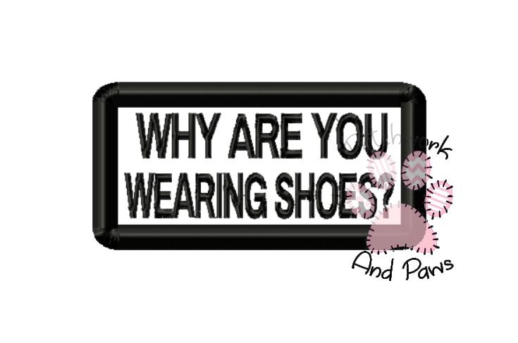 Shoes?!
