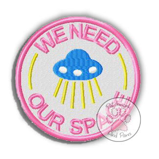 We Need Our Space