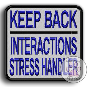 Keep Back : Interactions Stress Handler