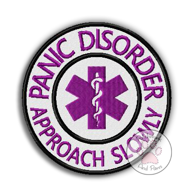 Panic Disorder Approach Slowly
